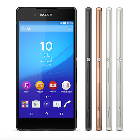 Sony Xperia Z3 Plus (Z4)